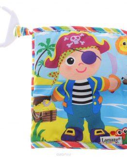 Книжка Пират Пит Tomy Lamaze LC27915
